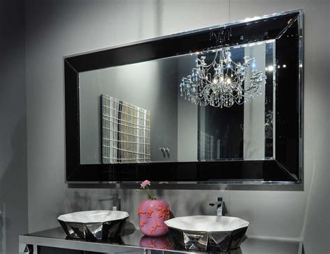 Mirror Design Ideas Luxury Bathroom Mirrors High End Expensive Makeup Italian