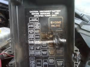 2000 3500 fuse box question dodge diesel diesel truck resource forums