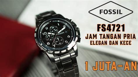 jam tangan pria terbaru jam tangan fossil fs youtube