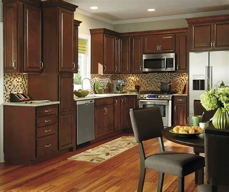 Kitchens With Wood Cabinets Wood Kitchen Cabinets Aristokraft Cabinetry