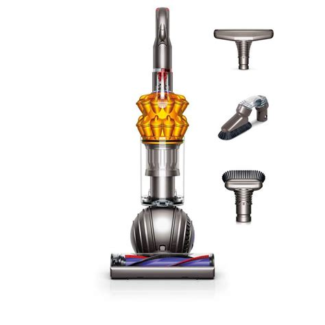 Qualtex As007 Carpet Shoo Vacuum Shop Dyson Dc50 Multi Floor Bagless Upright Vacuum At