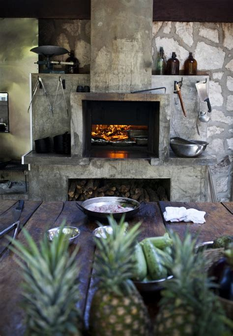 Indoor Fireplace Grill by Awesome Kitchen Designs With Indoor Built In Grill
