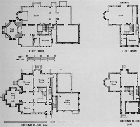 holland hall floor plan historic georgian house plans uk
