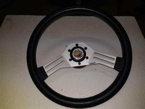 volante abarth volante a112 auto e moto d epoca storiche e moderne