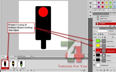 membuat video dengan animasi caramudah membuat animasi sederhana dengan photoshop