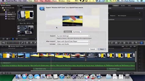final cut pro youtube settings final cut pro x custom export settings using compressor