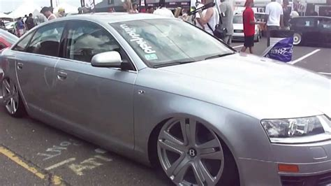 bentley wheels on audi audi with bentley wheels youtube