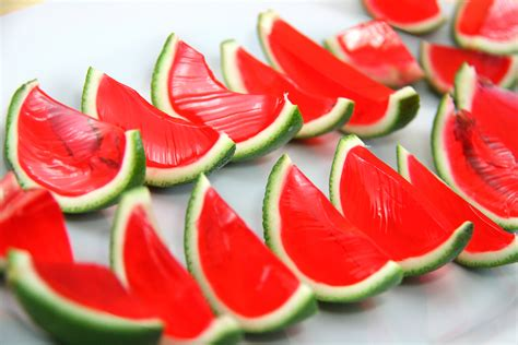 how to make watermelon jello shots with pictures wikihow