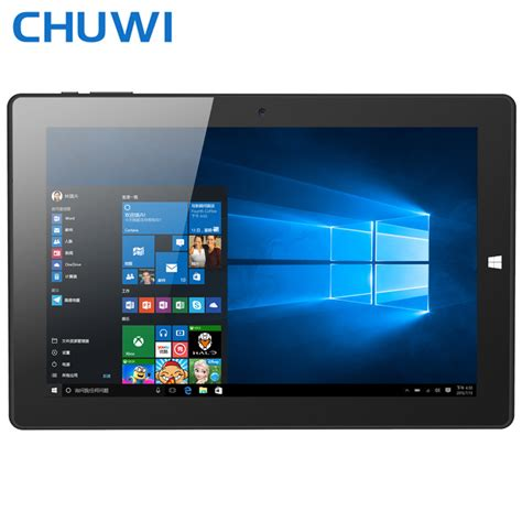 Komputer Tablet 10 Inch 10 1 inch tablet pc chuwi hi10 windows10 2in1 tablet intel
