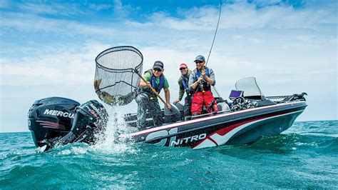 nitro performance boats nitro boats 2016 zv21 performance multi species fishing