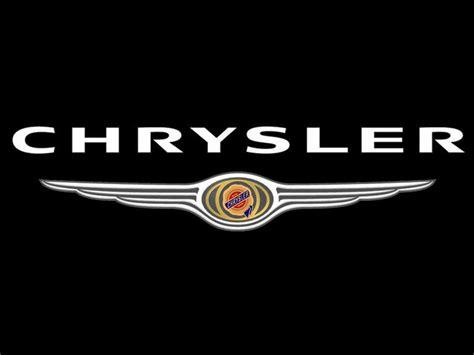 chrysler logo history of all logos all chrysler logos