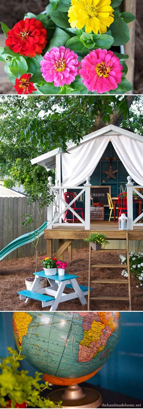 Handmade Home Playhouse - my favorite thing they created check out