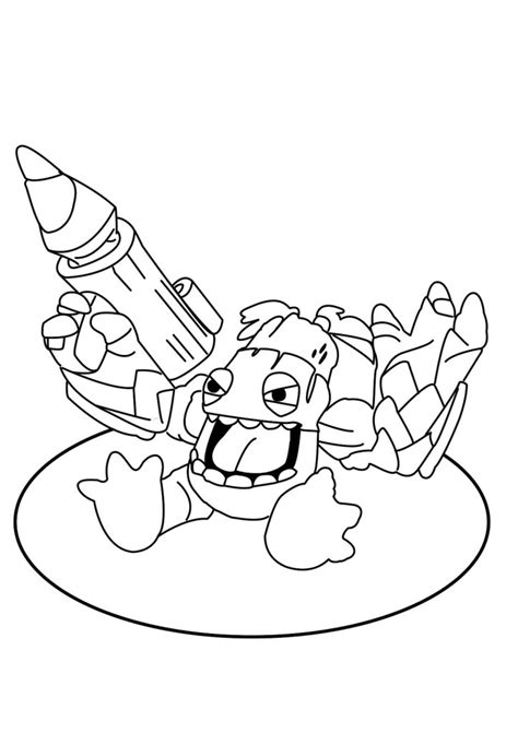 skylanders coloring pages download free printable skylander giants coloring pages for kids