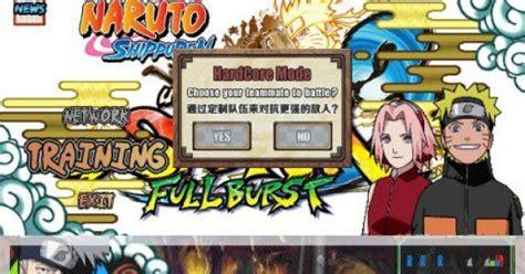 game naruto terbaru mod apk naruto shippuden ultimate ninja storm 4 v2 0 mod apk apk