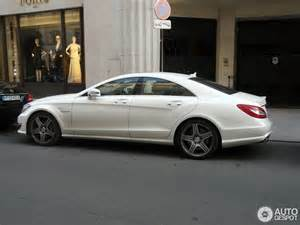 Mercedes Cls 63 Amg 2013 Mercedes Cls 63 Amg C218 29 March 2013 Autogespot