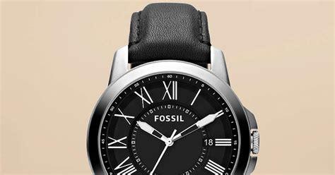 Jam Fossil Ch2890 Original jam tangan fossil ch2890 jam simbok