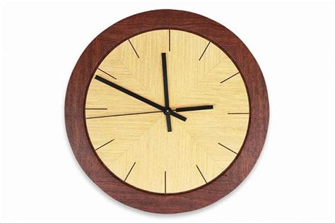 australian woodwork the traditional clock versus the digital