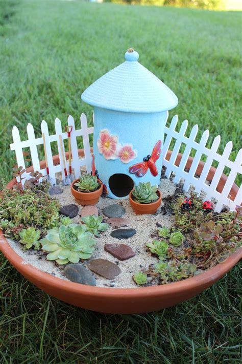 miniature gardening com cottages c 2 my fairy garden under 20 00 repurpose fairy and creative