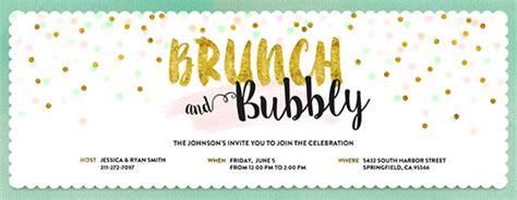 Free Bru H Lu H Get Together Invitations Evite M