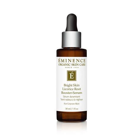 Serum Skin Bright eminence bright skin licorice root booster serum
