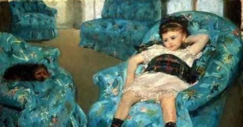 little girl in the blue armchair sedef s corner a fascinating look at mary cassatt thanks