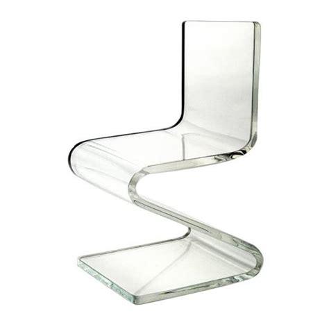 Plexiglass Chairs by Acrylic Z Chair Look 4 Less
