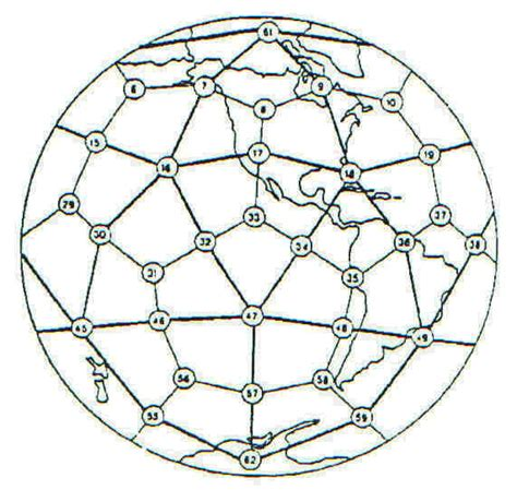 grid pattern of earth 2012 nexus event unknown form of energy comes our way