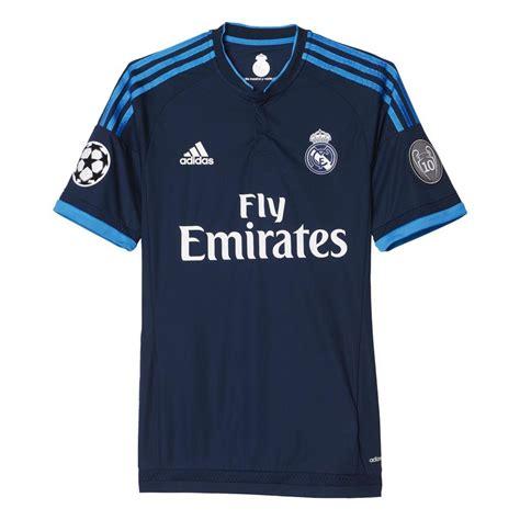 T Shirt Real Madrid chions league t shirt