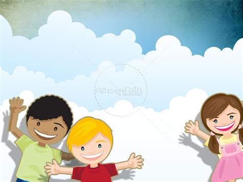 children ppt background powerpointhintergrund