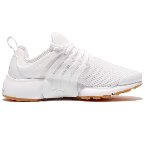 Nike Vogue A112 Import Shoes Sneaker wmns nike air presto white gum casual shoes slip on