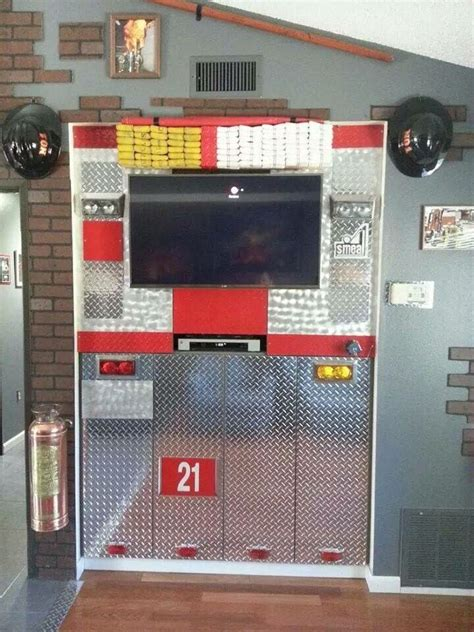 firefighter home decorations 25 best ideas about firefighter decor on pinterest
