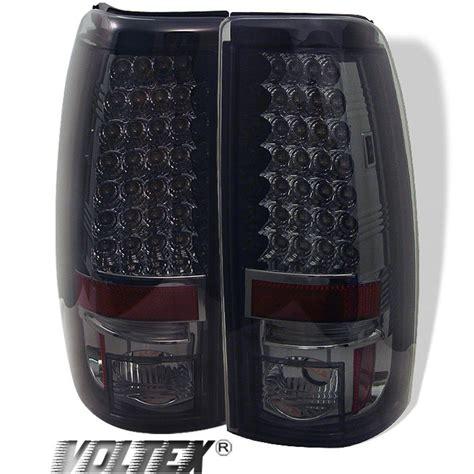 2006 gmc sierra tail lights 2004 2006 gmc sierra 1500 2500 3500 led tail light bar