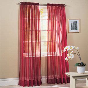 red curtains for living room pinterest