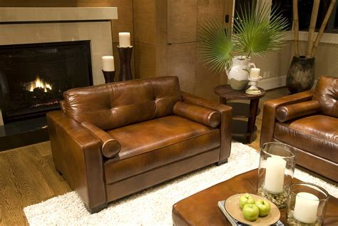 soho leather sofa elements elements home furnishings soho top grain leather