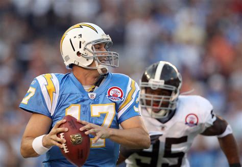 san diego chargers c 31 darrell philip rivers photos zimbio