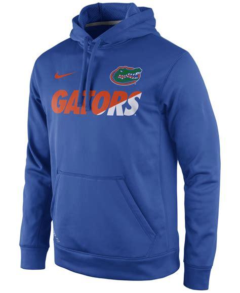 Jaket Hoodies Juventus Blue nike s florida gators sideline ko hoodie in blue for lyst
