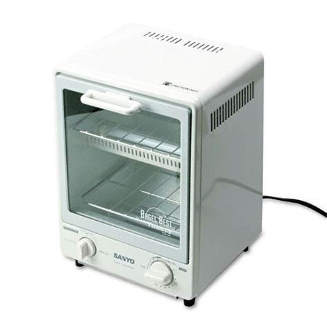 Toaster Sanyo Sanyo Toasty Plus Toaster Oven Snack Maker 9 1 2w X 10d X 12 7 8h White Toaster Oven Reviews