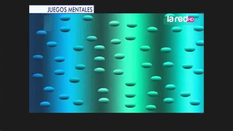 imagenes mentales de colores juegos mentales que enga 241 an nuestros sentidos youtube