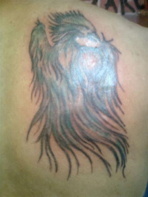 tato punggung karya kami portofolio tatto