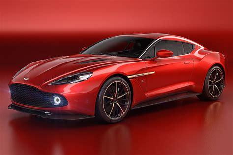 Aston Martin by Dit Is De Aston Martin Vanquish Volgens Zagato