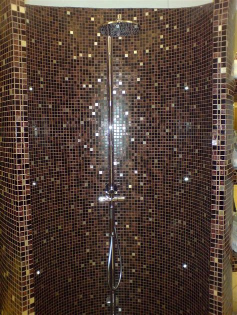 Shower Ideas For Bathroom Bespoke Curved Shower Wall Bathroom Ideas Pinterest