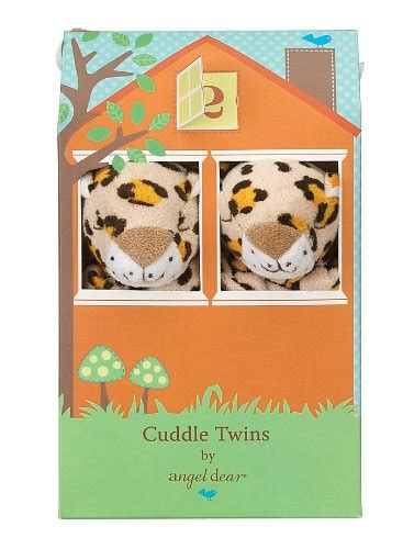 Dear Napping Blanket Leopard dear pair and a spare 3 blanket