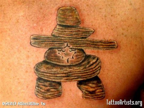 inukshuk tattoo designs inukshuk tattoos