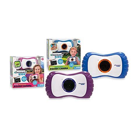 discovery kids™ digital photo/video squish™ camera