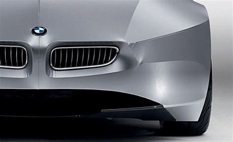 is this the car of the future? bmw builds roadster made