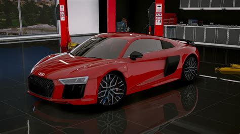 Audi R8 V10 Tuning by Audi R8 V10 Plus 2017 Add On Replace Tuning Gta5 Mods