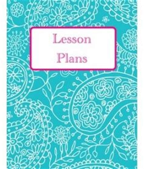 printable lesson plan binder cover designed my own binder cover using gimp free photoshop