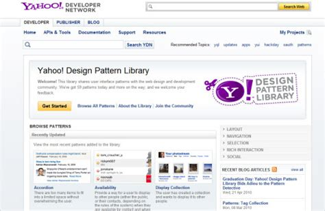 yahoo design pattern library stencils the future of css embracing the machine smashing magazine