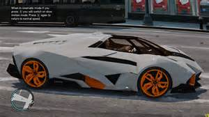 Lamborghini Egoista Review Gta 4 Lamborghini Egoista Start Up Review