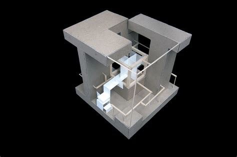 Rowhouses by Conceptual Cube Trevor Li Architecture Portfolio